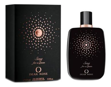 Купить Song for a Queen: парфюмерная вода 100мл, Dear Rose
