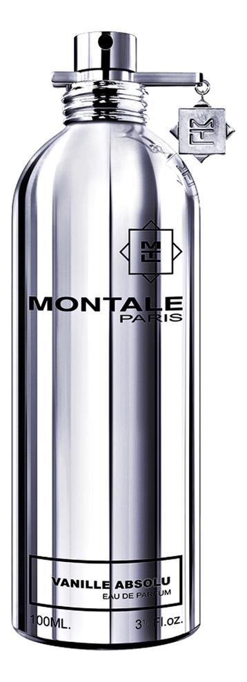 Фото - Montale Vanille Absolu: парфюмерная вода 100мл тестер montale aqua gold парфюмерная вода 100мл тестер
