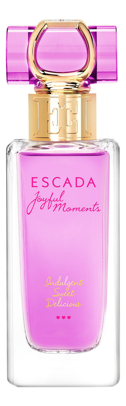 Фото - Escada Joyful Moments: парфюмерная вода 50мл тестер escada collection 2003 парфюмерная вода 50мл