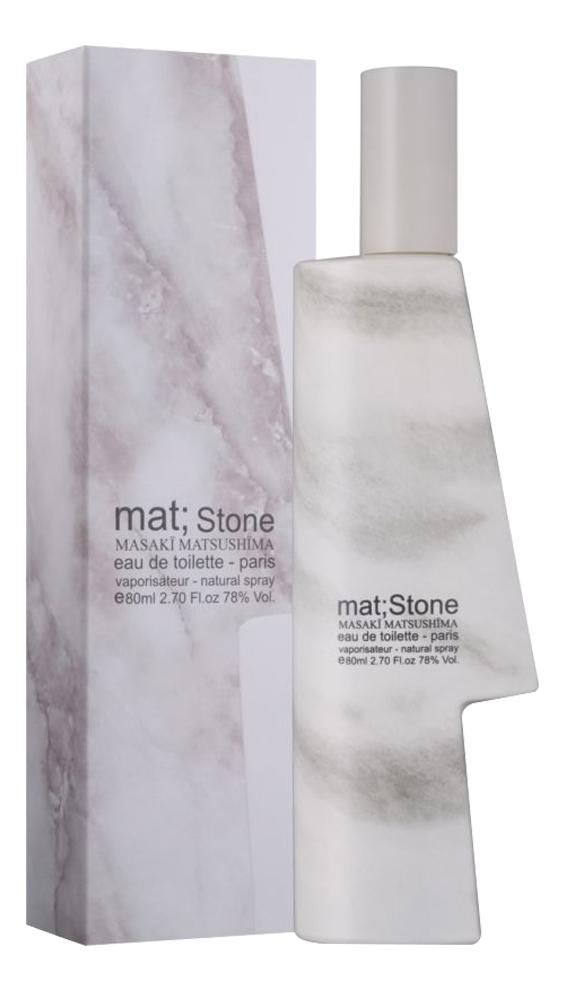 mat, stone: туалетная вода 80мл недорого