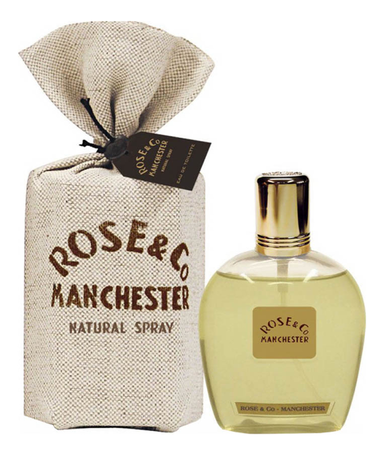 Купить Rose & Co Manchester: туалетная вода 100мл, Rose & Co Manchester