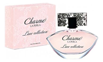 Купить Charme Lace Collection: туалетная вода 50мл, La Perla