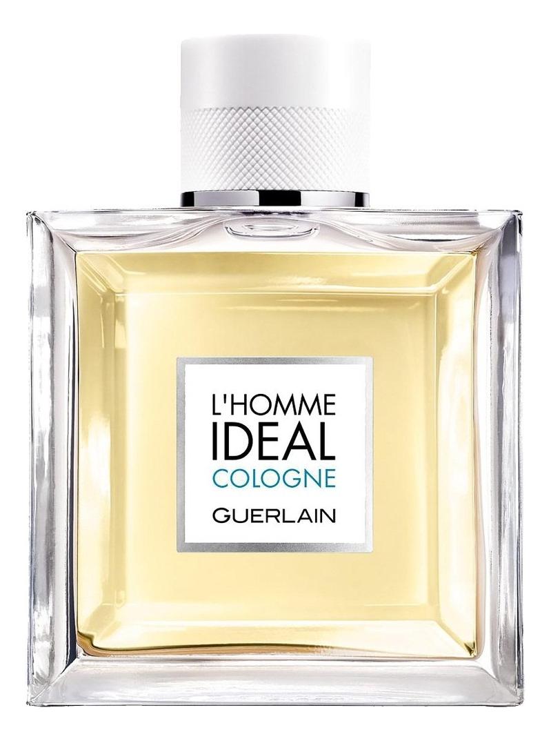Guerlain L'Homme Ideal Cologne: туалетная вода 100мл тестер