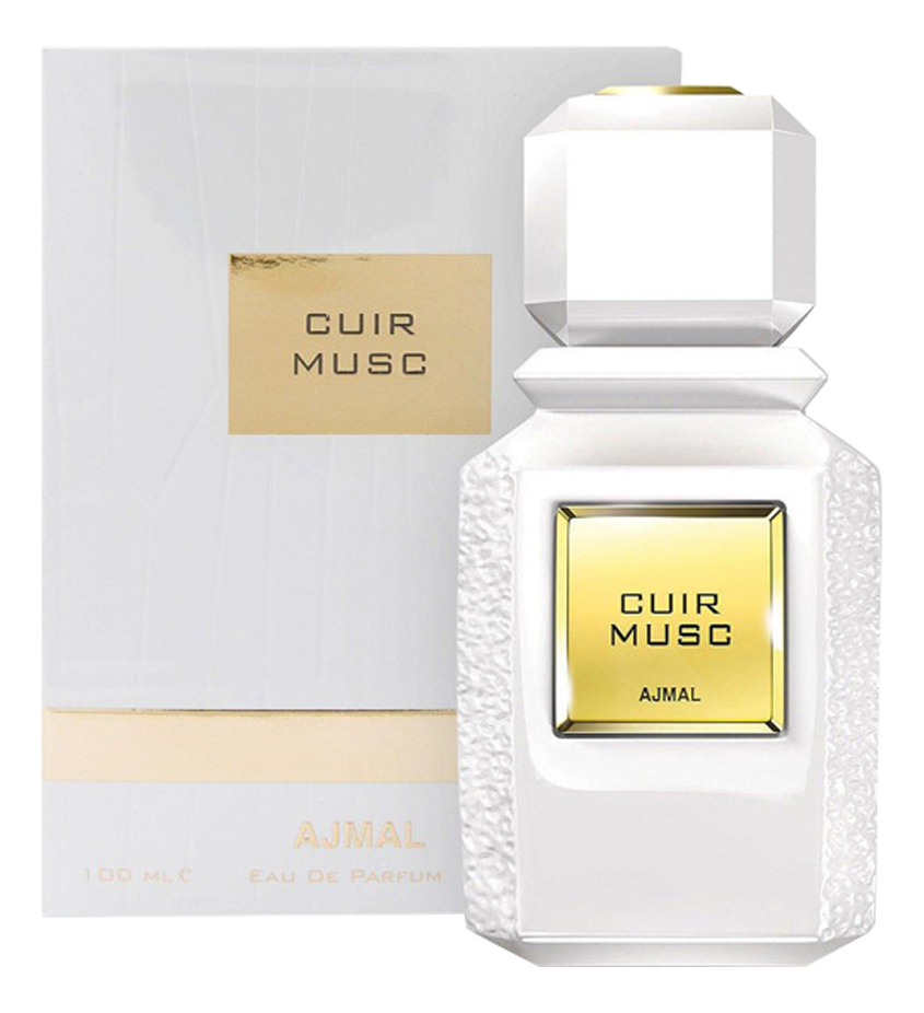 Ajmal Cuir Musc: парфюмерная вода 100мл недорого