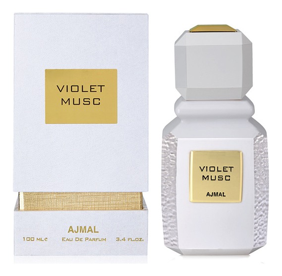 Ajmal Violet Musc: парфюмерная вода 100мл недорого