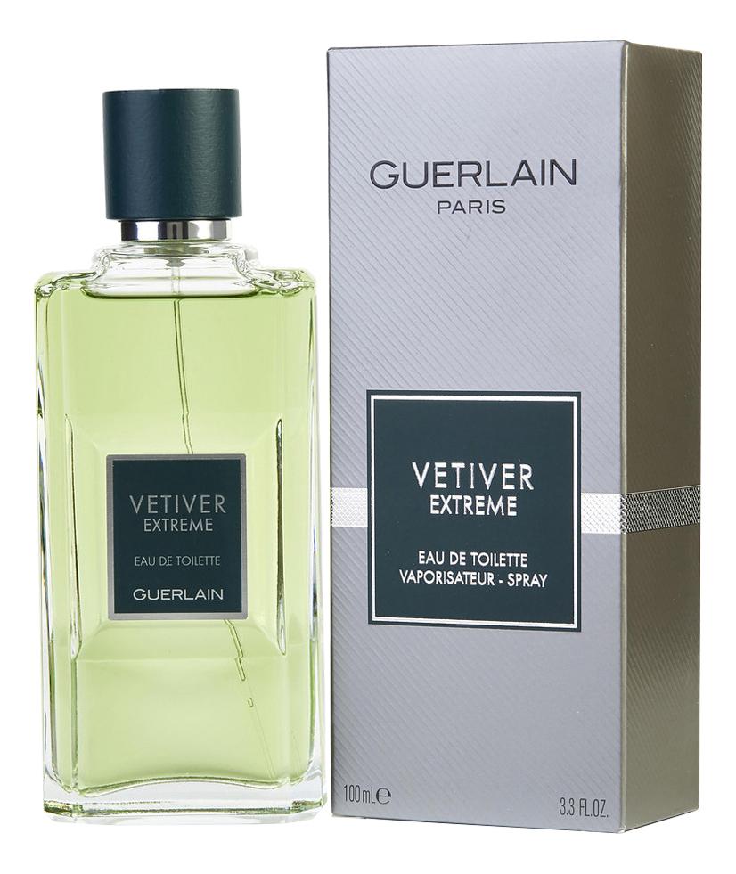 Guerlain Vetiver Extreme: туалетная вода 100мл