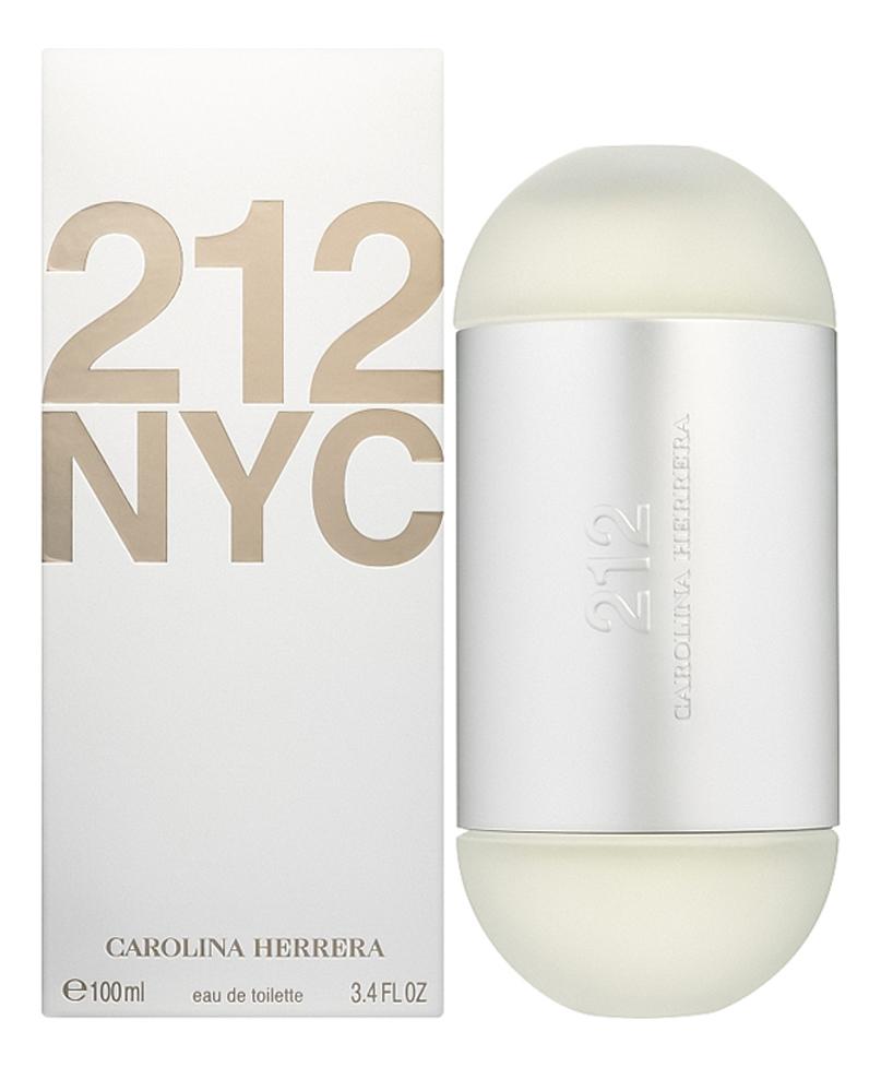 212 NYC: туалетная вода 100мл carolina herrera 212 sexy men туалетная вода 100мл