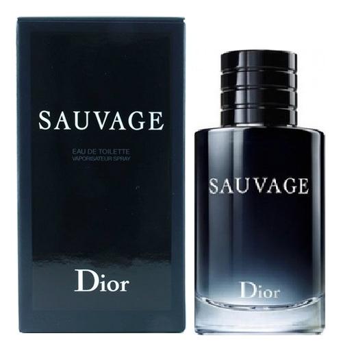 Купить Sauvage 2015: туалетная вода 100мл, Christian Dior