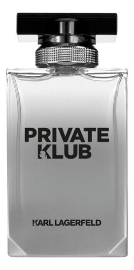 Karl Lagerfeld Private Klub Pour Homme: туалетная вода 100мл тестер цена 2017