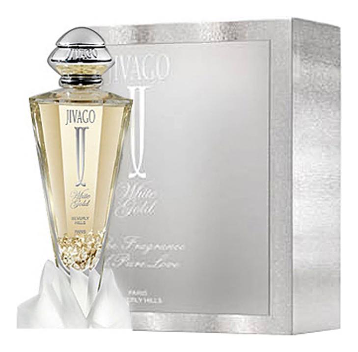 Купить White Gold: парфюмерная вода 75мл, Jivago