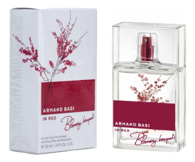 Armand Basi in Red Blooming Bouquet: туалетная вода 30мл