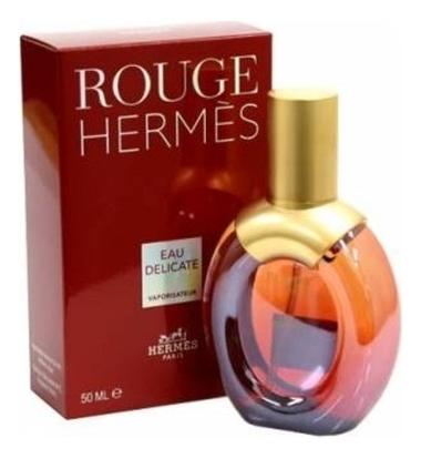 Купить Rouge Eau Delicate: туалетная вода 50мл, Hermes