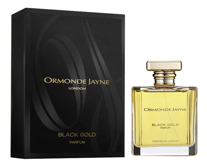 Ormonde Jayne Black Gold : духи 50мл ormonde jayne rose gold парфюм 120 мл