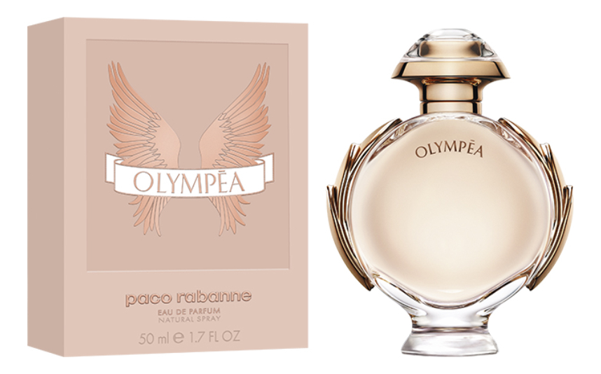 Paco Rabanne Olympea: парфюмерная вода 50мл фото