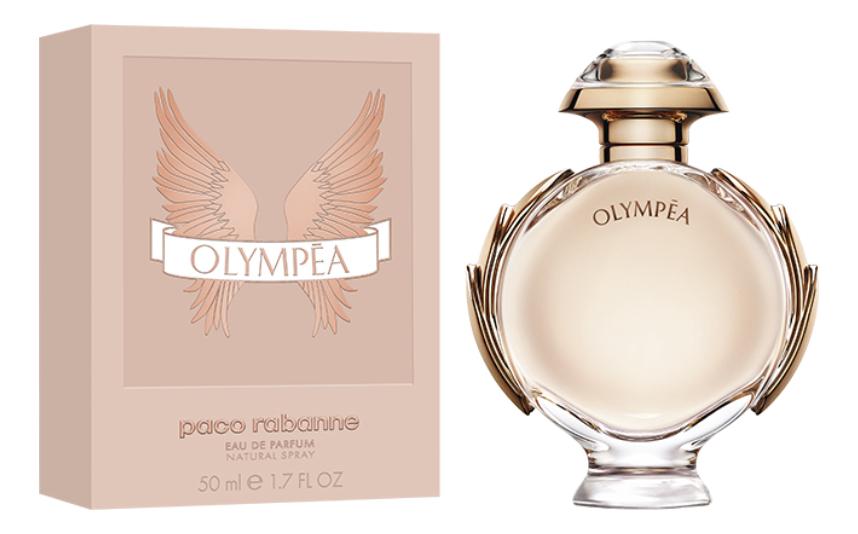 Paco Rabanne Olympea: парфюмерная вода 50мл недорого