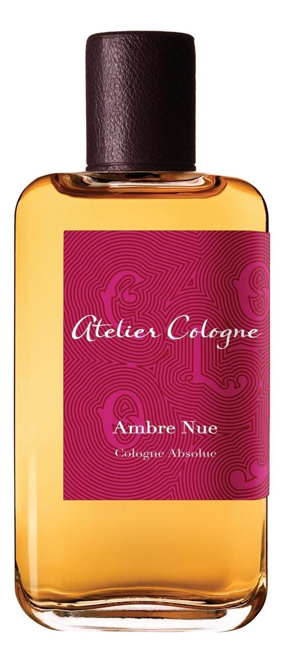 Atelier Cologne Ambre Nue: одеколон 100мл тестер фото