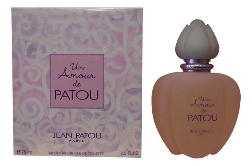 Un Amour de Patou: туалетная вода 75мл недорого