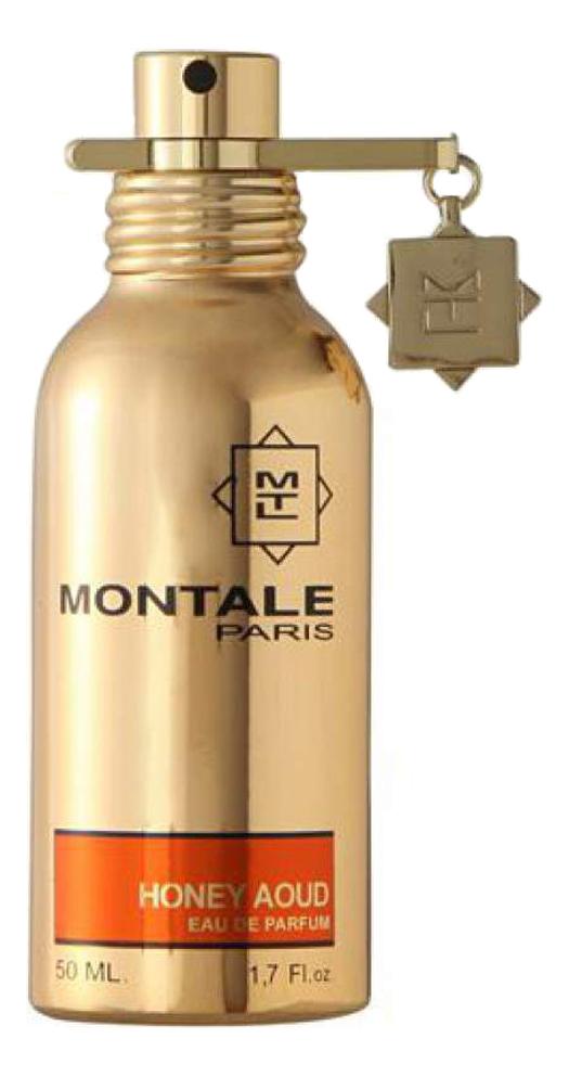 Montale Honey Aoud: парфюмерная вода 50мл montale aoud melody туалетные духи 50 мл