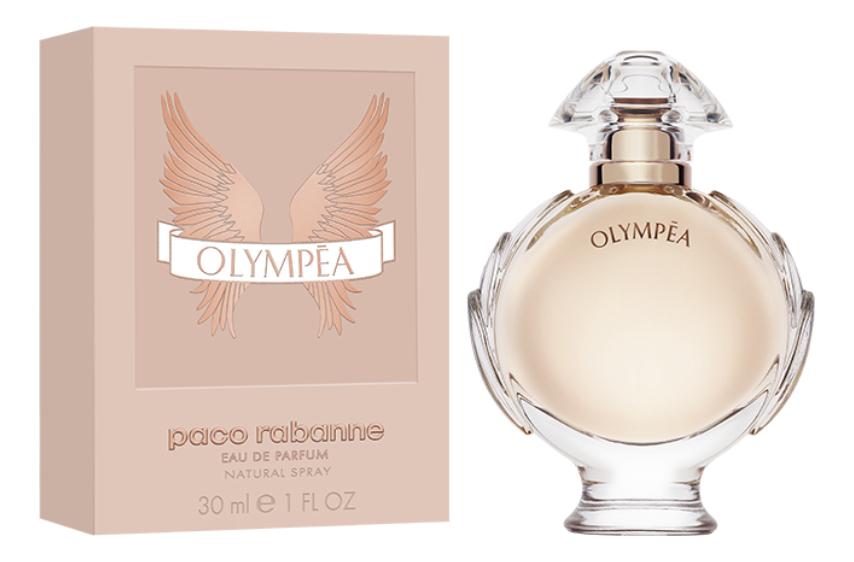 Paco Rabanne Olympea: парфюмерная вода 30мл paco rabanne olympea aqua дымка для волос 30мл