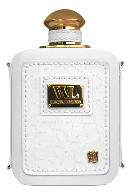 Alexandre J. Western Leather White: парфюмерная вода 100мл тестер