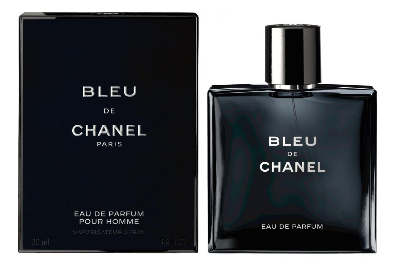 Фото - Bleu de Chanel Eau de Parfum: парфюмерная вода 100мл pavillon bleu парфюмерная вода 100мл
