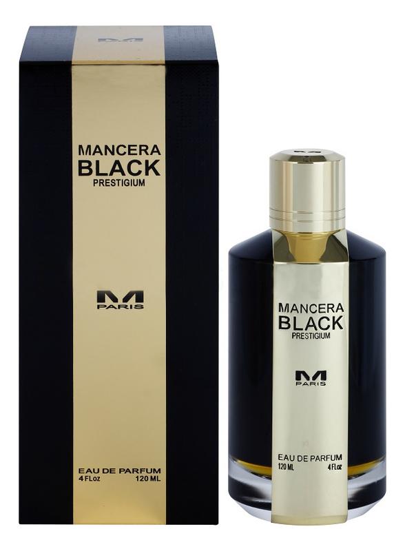 Mancera Black Prestigium: парфюмерная вода 120мл фото