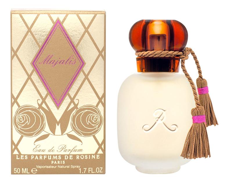 Les Parfums de Rosine Introduces Majalis: парфюмерная вода 50мл 6874 motorcycle anti theft security burglar alarm black