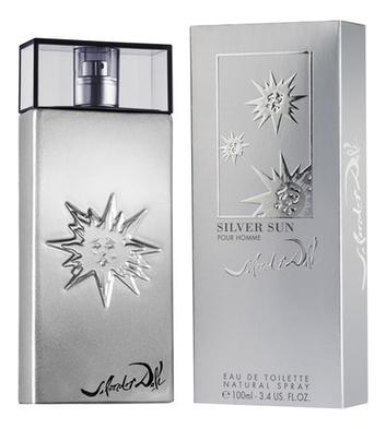 Купить Silver Sun Pour Homme: туалетная вода 100мл, Salvador Dali