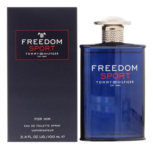 Tommy Hilfiger Freedom Sport: туалетная вода 100мл сандалии tommy hilfiger fw0fw04714 db9 sport navy