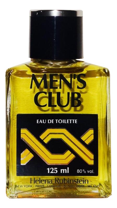 Helena Rubinstein Men's Club: туалетная вода 144мл helena rubinstein официальный сайт косметика prodigy