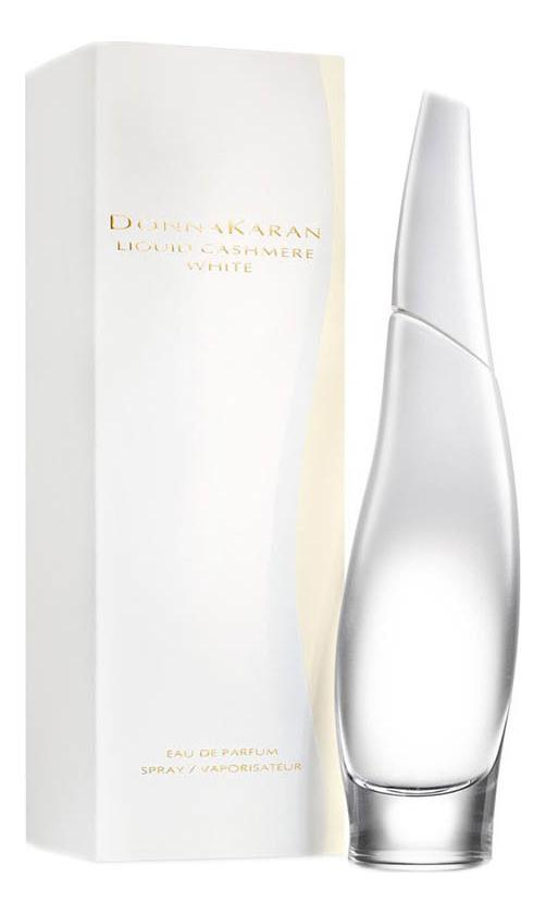 Donna Karan Liquid Cashmere White: парфюмерная вода 100мл