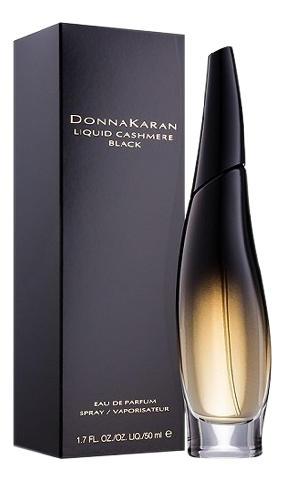 Купить Liquid Cashmere Black: парфюмерная вода 50мл, Donna Karan