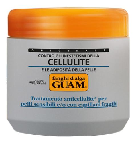 Маска антицеллюлитная для чувствительной кожи Fanghi D'Alga Trattamento Anticellulite Per Pelli Sensibili 500г