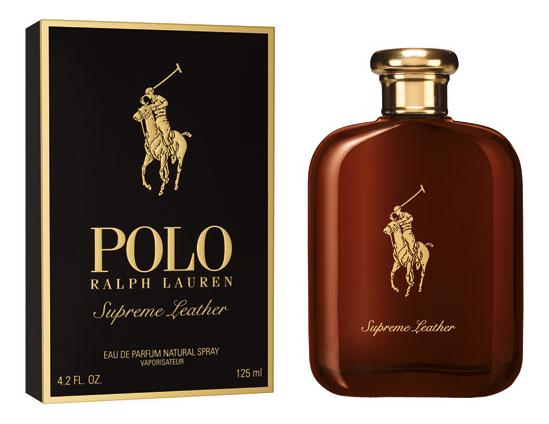 Polo Supreme Leather: парфюмерная вода 125мл недорого
