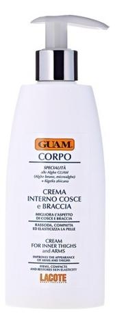 Крем для тела укрепляющий Corpo Crema Interno Cosce e Braccia 200мл