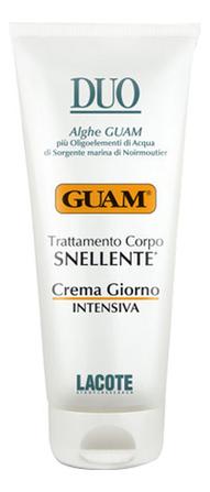 Интенсивный крем для тела против жировых отложений Duo Snellente Crema Giorno Intensiva 200мл: Крем дневной