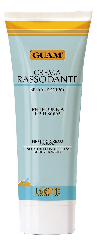Крем-лифтинг для тела и груди массажный Crema Rassodante Massaggio Seno-Corpo 250мл