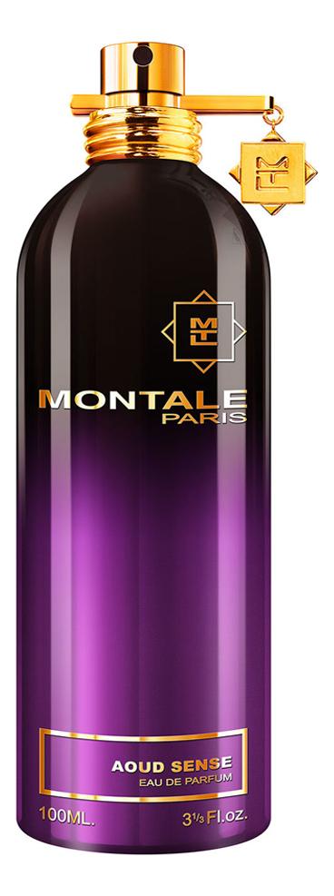 Купить Aoud Sense: парфюмерная вода 100мл тестер, Montale
