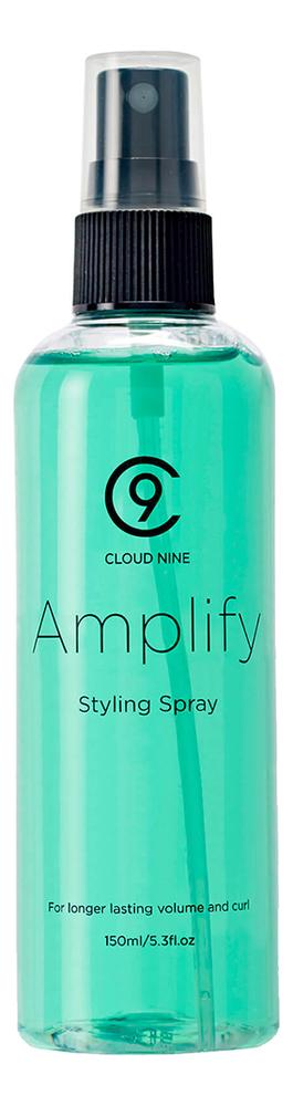 Спрей-эликсир для фиксации укладки Amplify Spray 150мл со эликсир купить
