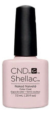 CND Гель-лак Shellac Contradictions Collection 7,3мл
