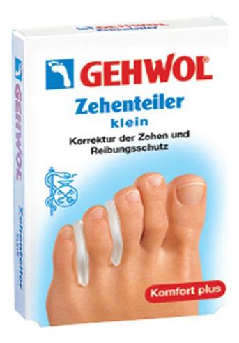 Корректор между пальцев с уплотнителем Zehenteiler G 12шт gehwol g вкладыши между пальцев средние 15 шт