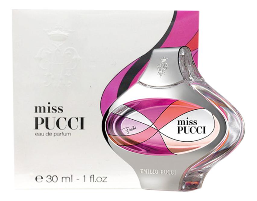 Miss Pucci: парфюмерная вода 30мл miss dupont парфюмерная вода 30мл