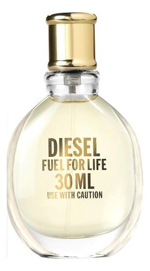 Diesel Fuel For Life Women: парфюмерная вода 30мл тестер