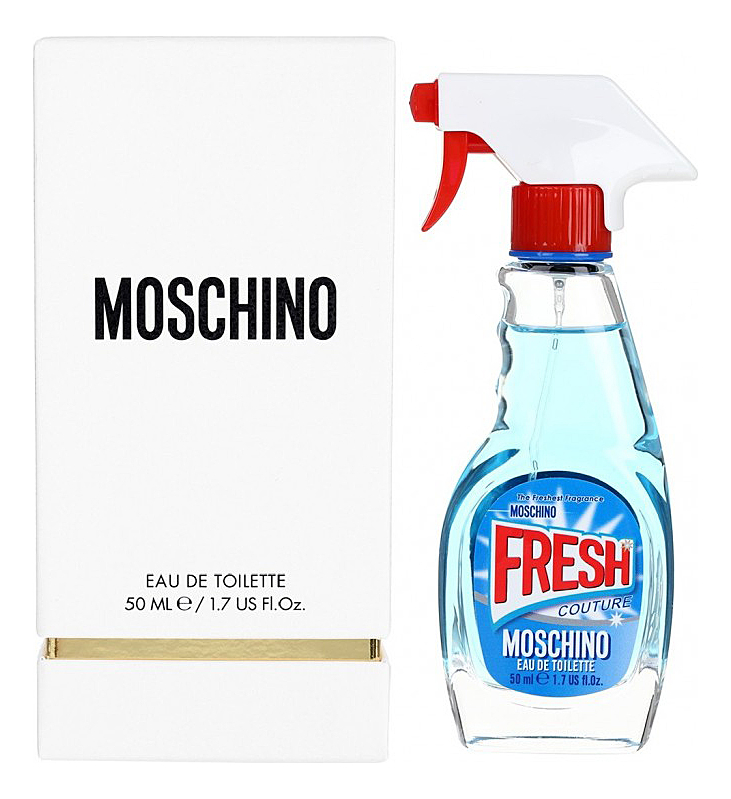 Fresh Couture: туалетная вода 50мл fresh for him туалетная вода 50мл