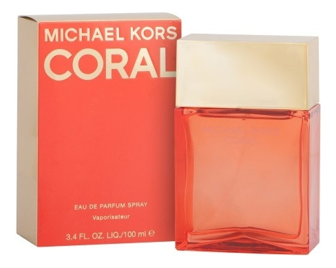 Michael Kors Coral: парфюмерная вода 100мл michael kors island парфюмерная вода 100мл