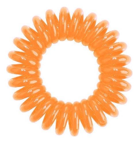 Резинка для волос Hair Bobbles (оранжевая) 3шт фото