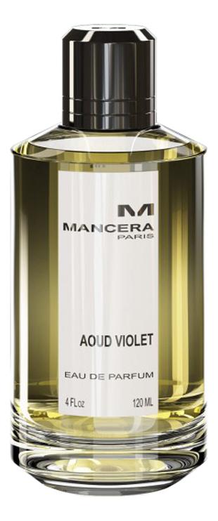 Mancera Aoud Violet: парфюмерная вода 8мл mancera intensitive aoud gold парфюмерная вода 8мл