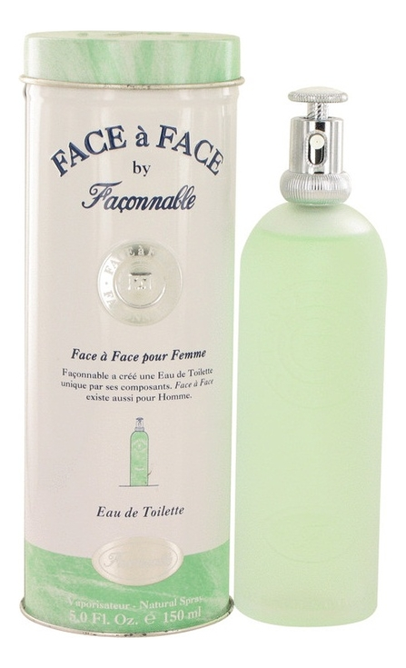 Face a Face pour Femme: туалетная вода 150мл недорого