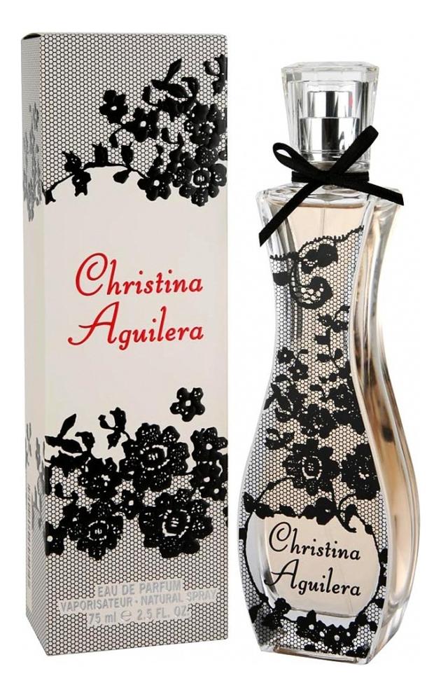 Christina Aguilera: парфюмерная вода 75мл christina капли тераскин купить