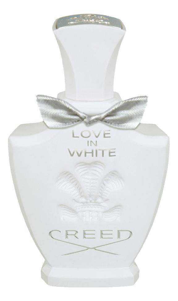 Creed Love In White: парфюмерная вода 75мл тестер недорого